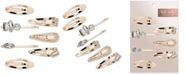 Kitsch Micro Stackable Snap Clips 7pc Set