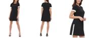 Tommy Hilfiger Snap-Hem Shift Dress