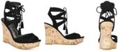 G by GUESS Estes Platform Wedge Sandals