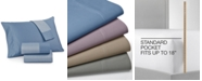 Charter Club CLOSEOUT! Reversible California King 4-pc Sheet Set, 550 Thread Count, Created for Macy's