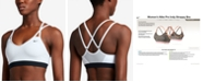 Nike Pro Indy Strappy-Back Low-Impact Sports Bra