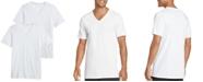 Jockey Big Man 2 pack Staycool+ Cotton V-neck Undershirts