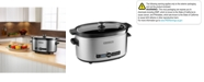 KitchenAid 6 Qt. Slow Cooker KSC6223