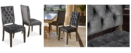 Noble House Bowe Dining Chair (Set Of 2), Quick Ship