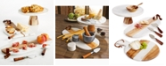 Thirstystone Marble & Wood Serveware Collection