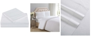 Charisma CLOSEOUT! Classic Cotton Sateen 310 Thread Count 4-Pc. Solid California King Sheet Set