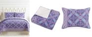Vera Bradley Purple Passion Full/Queen Quilt