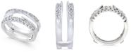 Macy's Diamond Enhancer Ring Guard (3/4 ct. t.w.) in 14k White Gold
