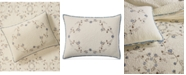 Martha Stewart Collection CLOSEOUT! Westminster Vines Cotton Standard Sham, Created for Macy's