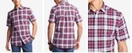 Tommy Hilfiger Men's Budd Plaid Pocket Shirt, Created for Macy's