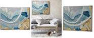Furniture Ren Wil Tide Pool II Painting, Quick Ship
