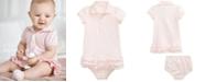 Polo Ralph Lauren Ralph Lauren Baby Girls Cupcake Dress