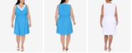 NY Collection Plus Size A-line Dress