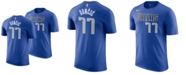 Nike Men's Luka Doncic Dallas Mavericks Icon Player T-Shirt
