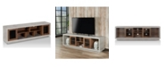 Furniture of America Oonx Industrial TV Stand