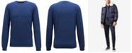 Hugo Boss BOSS Men's Virgin Wool Crew Neck Sweater