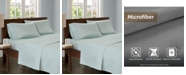 Madison Park 3M Microcell Print 4-PC Queen Sheet Set