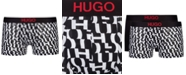 Hugo Boss Men's 2-Pk. Logo-Print Trunks