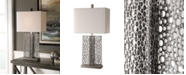 Uttermost Sicero Polished Silver Lamp