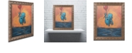 "Trademark Global Craig Snodgrass 'Float II' Ornate Framed Art, 11"" x 14"""