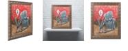 "Trademark Global Craig Snodgrass 'Prophecy' Ornate Framed Art, 16"" x 20"""