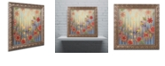 "Trademark Global Rachel Paxton 'Ocean Arbor' Ornate Framed Art, 11"" x 11"""