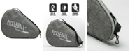 Franklin Sports Pickleball-X Single Paddle Carry Bag - Gray