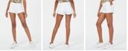 Celebrity Pink Juniors' Basic Cuffed Shorts