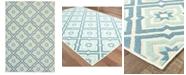 "Oriental Weavers Barbados 1801 5'3"" x 7'6"" Indoor/Outdoor Area Rug"