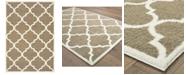 "Oriental Weavers Verona Shag 529 3'10"" x 5'5"" Area Rug"
