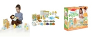 Melissa and Doug CLOSEOUT! Mine to Love Mealtime Play Set