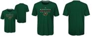 Outerstuff Minnesota Wild Avalanche T-Shirt, Big Boys (8-20)