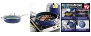 Blue Diamond Diamond-Infused Ceramic NonStick Covered 5-Qt. Sauté Pan