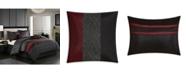 Nanshing Corell Black 7-Piece Comforter Sets