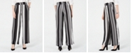 John Paul Richard Petite Striped Soft Pants