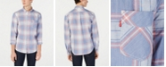 Levi's Men's Flyleaf Plaid Shirt