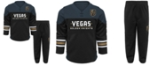 Outerstuff Vegas Golden Knights Playmaker Pant Set, Infants (12-24 months)