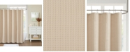 "510 Design Decor Studio Elm Waffle 72"" x 72"" Shower Curtain"