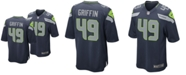 Nike Men's Shaquem Griffin Seattle Seahawks Game Jersey