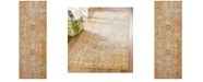 Safavieh Sutton Gold and Ivory 3' x 8' Area Rug