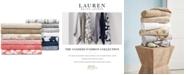 Lauren Ralph Lauren Sanders  Antimicrobial Mix and Match Bath Towel Collection