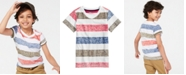 Epic Threads Toddler Boys Striped T-Shirt, Created for Macy's