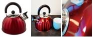 Megagoods Mr. Coffee Twining 2.1 Quart Pumpkin Tea Kettle