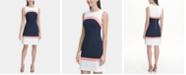 Tommy Hilfiger Sleeveless Colorblock Sheath Dress