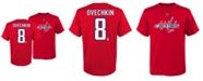 Outerstuff Big Boys Alexander Ovechkin Washington Capitals Player T-Shirt