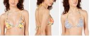Nanette Lepore Tutti Frutti Vixen Reversible Bikini Top