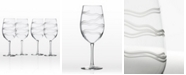 Rolf Glass Good Vibrations All Purpose Wine Glass 18Oz - Set Of 4 Glasses