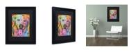 "Trademark Global Dean Russo 'Loving Joy' Matted Framed Art - 11"" x 14"" x 0.5"""