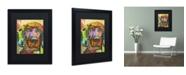 """Trademark Global Dean Russo '02' Matted Framed Art - 16"""" x 20"""" x 0.5"""""""
