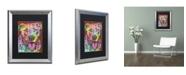 """Trademark Global Dean Russo '03' Matted Framed Art - 20"""" x 16"""" x 0.5"""""""